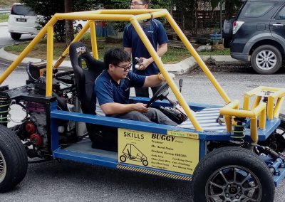 (Project) Buggy